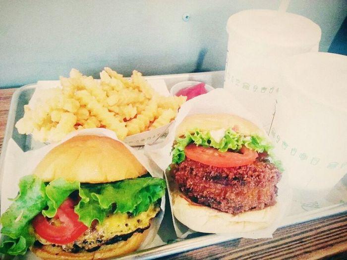 Shakeshackburger ❤