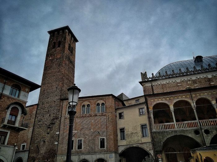Padova, Aprile 2019 Hdr_Collection City Sky And Clouds Rain Historical Building Architecture Building Exterior Built Structure