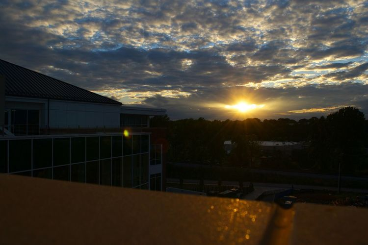 Sunset Liberty University Myview