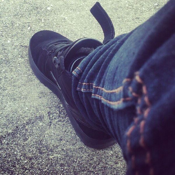 Shoe Fortmyers Florida Gansta
