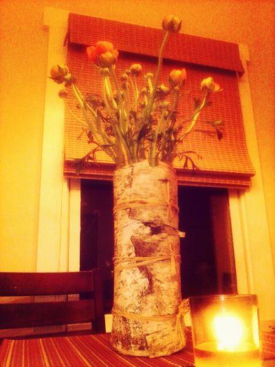 Flowers Dinner Date
