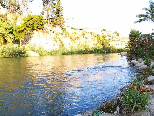 Que todo desemboca en la misma agua, de distino dueño. Murcia City BlancaMurcia Relaxing Sumertime👑☀