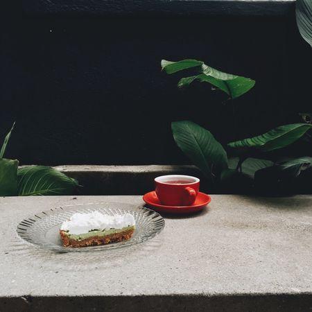 Tea time . Keylimepie Rosetta Rosé Tea