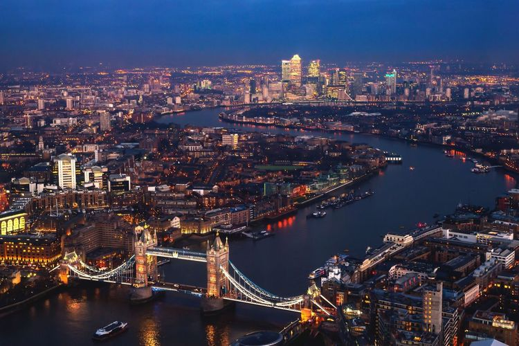 Travel Travel Destinations Sunset Nikon England Europe River Light Colors View Amazing Photography Night Blue Cityscape City London