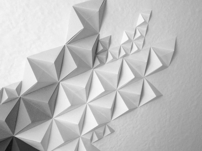 Feeling abstract today :) Textures And Surfaces Paper View Blackandwhite Design Light And Shadow Minimalism Simplicity Getting Inspired Geometry Geometric Shapes Details Of My Life Pattern Pieces