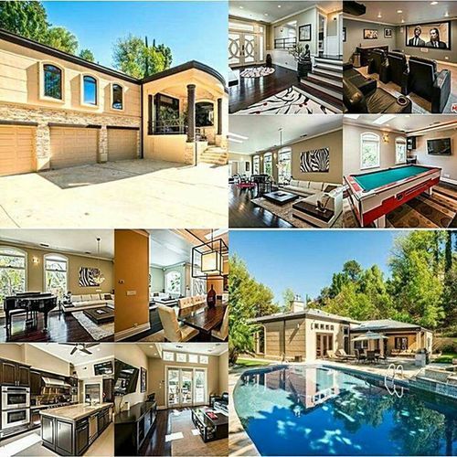 Listing Price: $2,995,000.00 6BD/5.5BA 5208 sq. ft. Lot: 0.61 acres MLS : 15952643 Rare Royal Oaks gated contemporary home, extensively remodeled for the most discerning client. This 6 bed, 5.5 bath home offers a grand formal living room with a wall of windows, fireplace and wet-bar. The banquet-sized dining room features custom designer lighting and modern crown molding. The owner spared no expense in updating and customizing the property including new hardwood floors throughout. The chef's kitchen includes top-of-the line stainless steel appliances, a wine refrigerator and beautiful granite counters. The sumptuous master suite has a granite fireplace, dual cedar closets, spa tub, steam shower, and valley views. One bedroom has been transformed into a state-of-the-art media room with surround sound and movie screen. The grounds feature a 3-car garage and a stunning private oasis, complete with pebble tech pool, spa, built-in barbeque, grassy areas and sunset views. For more information contact my office and ask for Gary Hill: 310-432-5755 Luxury Inspiration Motivation Losangeles Beverlyhills Miami Newyork Lasvegas Sandiego Chicago Atlanta Sanfrancisco Newjersey Dallas Houston Boston Tokyo Shanghai London Paris Toronto Hamptons Hollywood Palmbeach LA NYC Lagos Millionaire