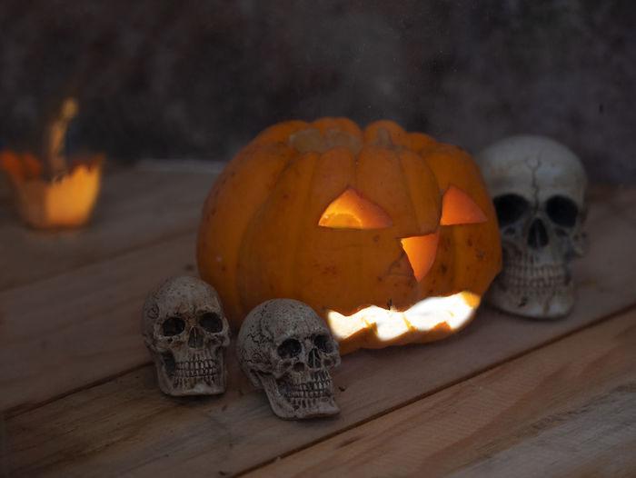 Halloween Bone