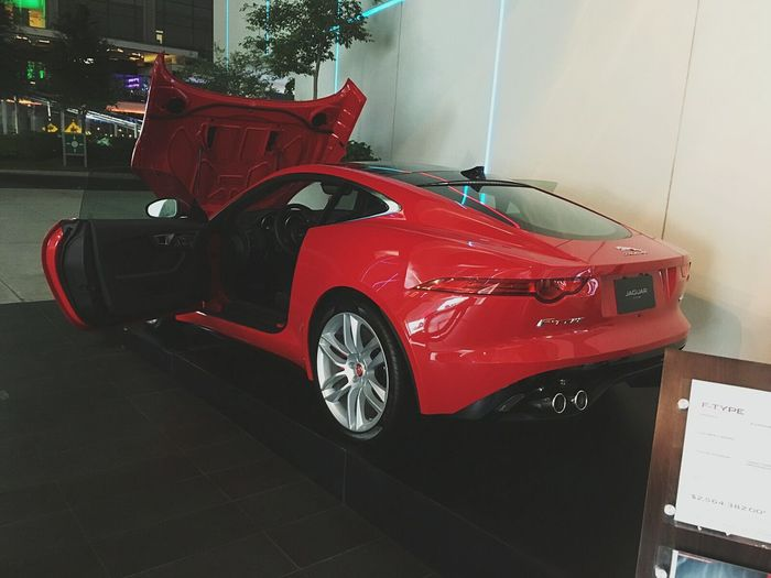 Jaguar F Type 🚘
