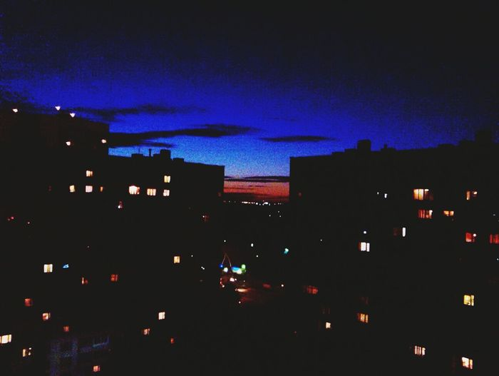 Ночное Н-П, любимый район