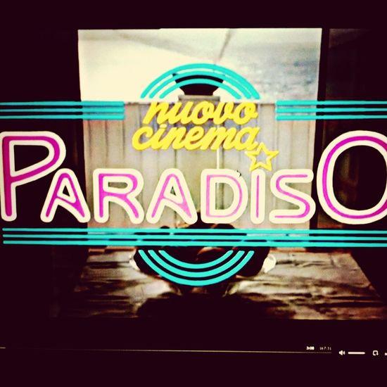 Un clásico antes de dormir , Cinemaparadiso