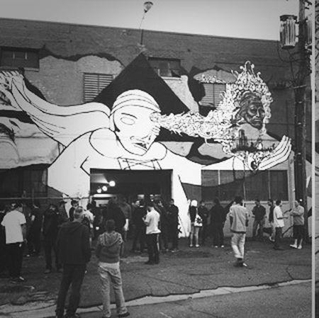 DoctorEye Black & White Street Art Discovering Great Works