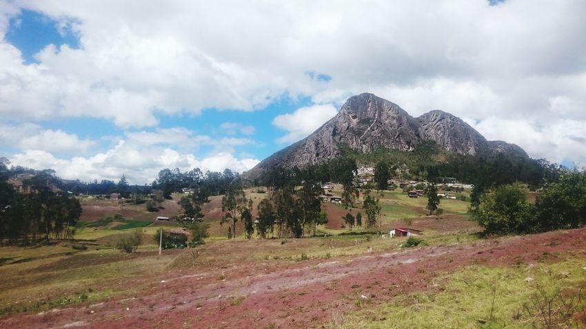 Cerro Cojitambo, Cojitambo, Azogues, Cañar - Ec Mountain Tranquility Nature Beauty In Nature