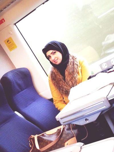 London .. Train ♥