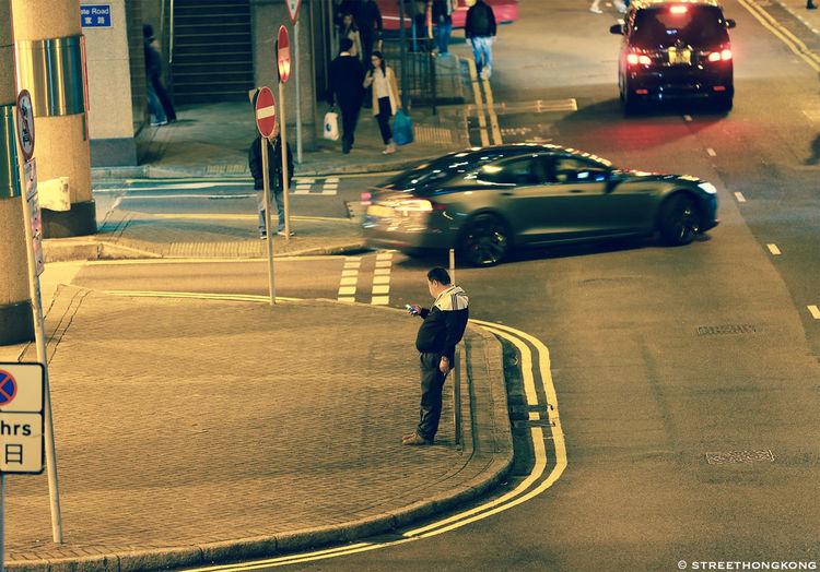 Car Central City City Life City Street Day HongKong Hongkong Photos Men One Man Only One Person Only Men People Photography Real People Road Street Transportation 사진 스트리트홍콩 홍콩 홍콩사진 홍콩스트리트 홍콩여행