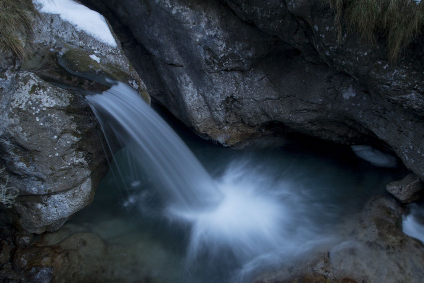 waterfalls of val vertova Bergamo Orobie Val Vertova Beauty In Nature Cascate Day Lombardia Nature No People Outdoors Vertova Water Waterfall