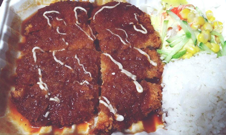 돈까스 Korea Beef Dinner