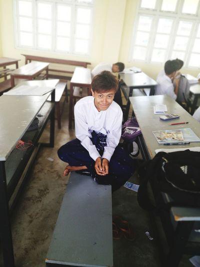Myanmar student😥😥 First Eyeem Photo