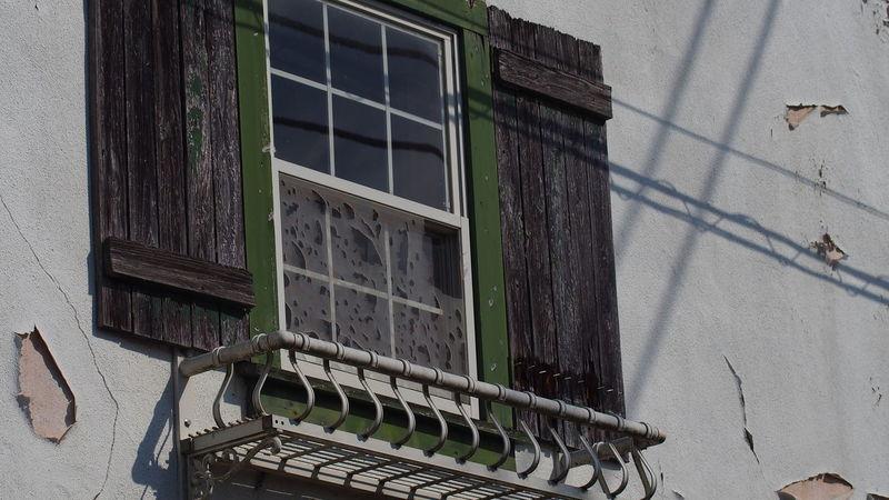 寂しき窓辺 Window Photowalk CanonFD  Abandoned #oldlens