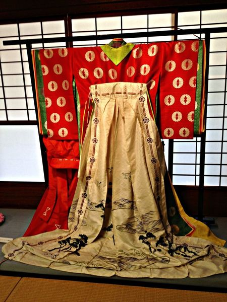 """The Purist (no Edit, No Filter) Japanese Style Kimono Colors 「都おどり」で舞妓さんが着用した着物。The clothes which apprentice geisha wore by """"miyako odori"""""""
