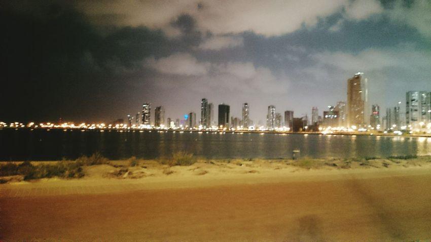 Dusk On The Beach Nightphotography