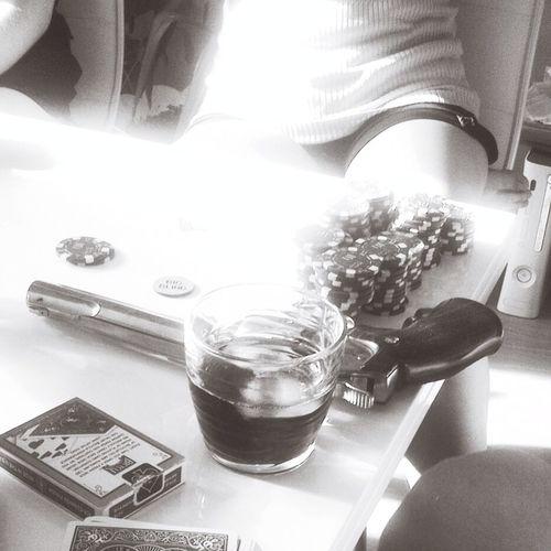 Вечерний покер. First Eyeem Photo