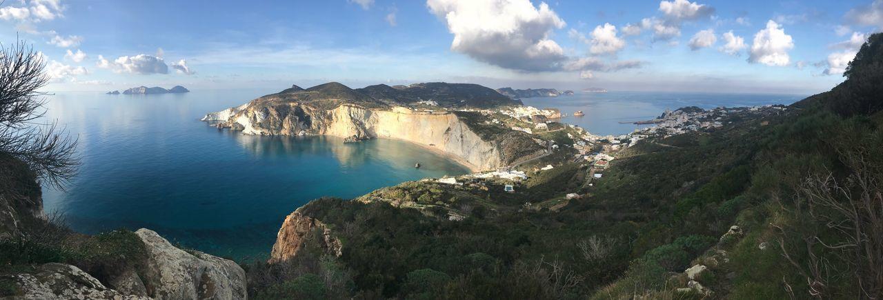 Italian island: