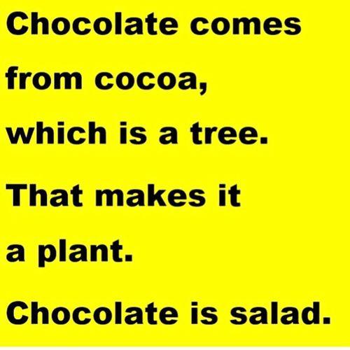 Chocoaddict 😌😝