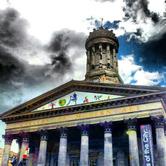 'Gallery of Modern Art' Glasgow  Scotland GalleryOfModernArt BuildingPorn architectureporn Galleries Cloudporn sky skyporn igscout igscotland igtube igaddict Igers igdaily Tagstagram most_deserving haggismunchers instagood instamob instagrammers picoftheday bestoftheday Primeshots