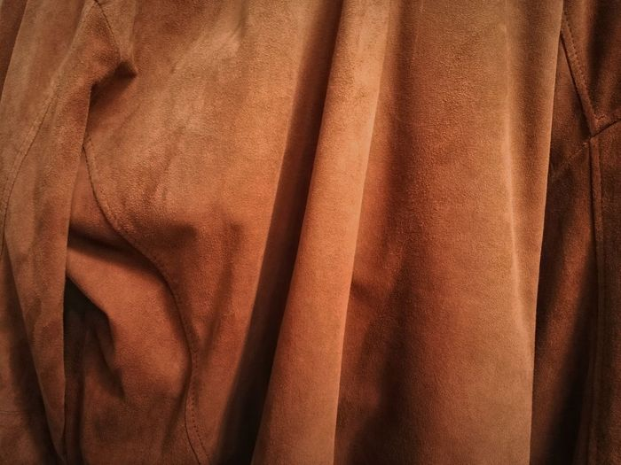 Leather Leather Jacket EyeEm Selects Backgrounds Full Frame Luxury Textured  Textile Brown Crumpled Curtain Pattern Folded