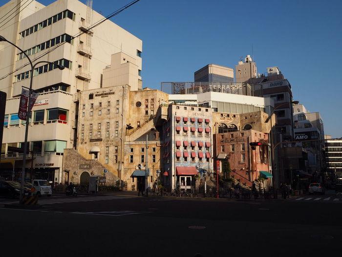 Kobe Japan Building