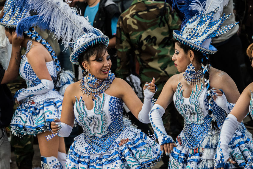 Beauty Bolivia Bolivian Carnival Carnival Crowds And Details Fiesta Oruro Ziseetheworld Ziwang