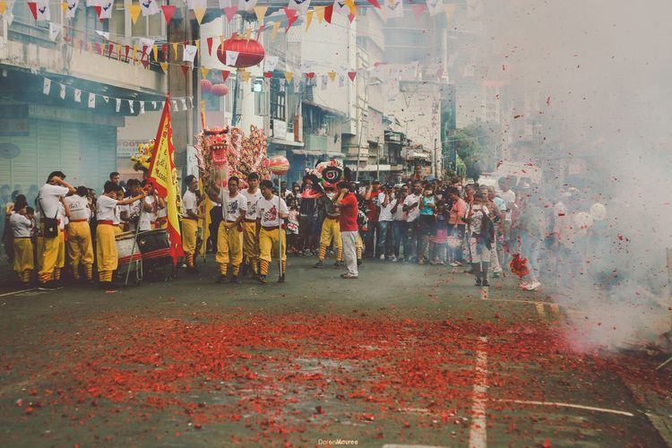 Chinatown Mauritius Photography Streetphotography Festival Food Cultural Show Dragon Dance 2017 People Happiness Love Chinesefestival Photooftheday Portlouis  Indian Ocean
