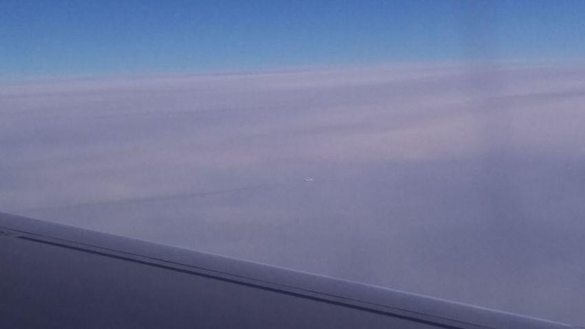 漫 #hi Clear Sky Outdoors
