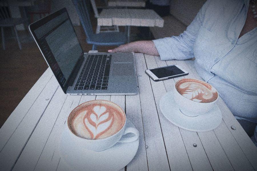 Business Coffee Time Coffee Break Coffee Shop Dizziness Dizzy Fade Office Office View Cappuccino