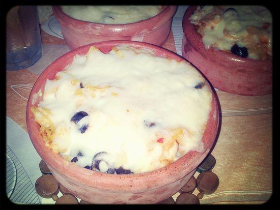 dadan mon petit plat du jour bolognaise gratiné à d'olive