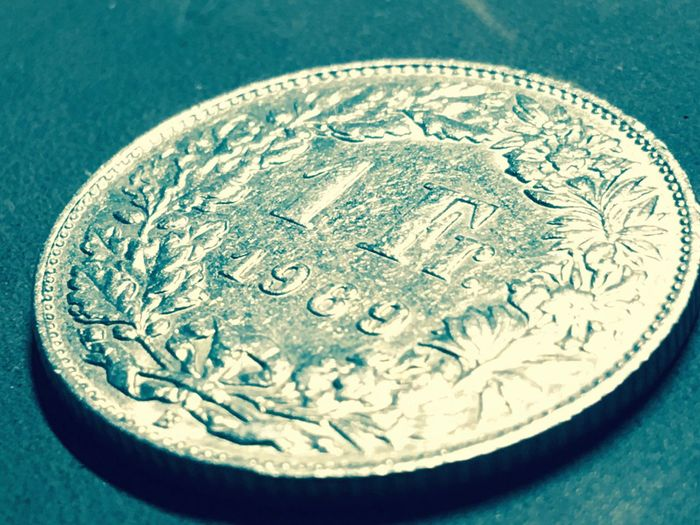 Coin Currency Metal