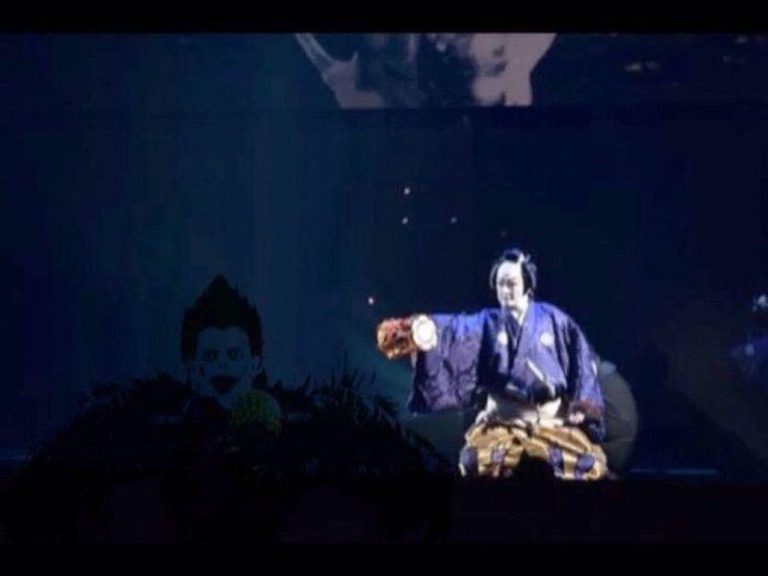 Kabuki ShidouNakamura DeathNote Ryuk Ppap Mv 🎶Pikotaro - PPAP (Pen-Pineapple- Apple-Pen)