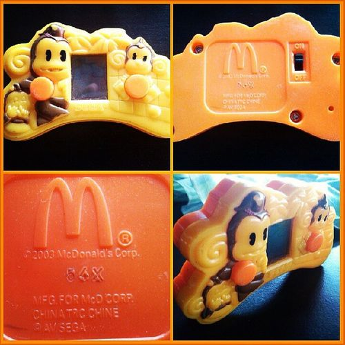 ©2003 McDonald's Corporation. Av /SEGA Itoyungnilalarokopagwalanglarosalabassaamin 10yrs Photogrid Instapic InstaHapon Muganapana Lovethisgame 52513