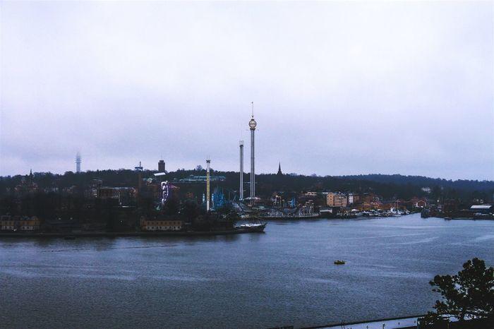 Stockholm, Sweden Stockholm View Winter