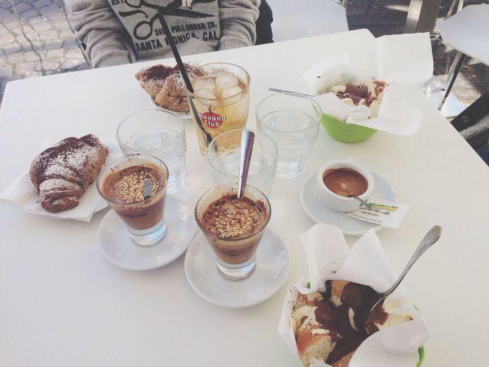 Breakfast Coffee Chocolate Friendship
