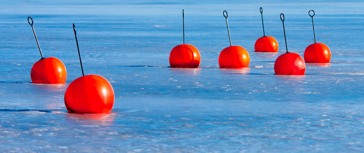 Big Lake Blue Background Blue Ice Blueice Canon Cherry Cherry Bomb Cherry Bombs Cherrybomb  Cherrybombs Frozen Frozen Lake Fruits Red Dots Red On Blue Sea Sea Stuff Vassbotten Vänern Vänersborg