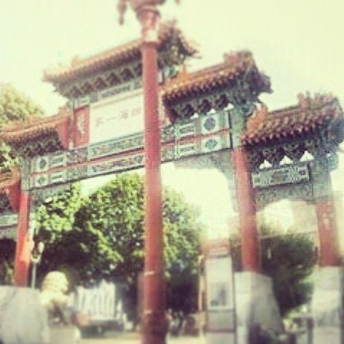 Lowfi Lowmo Lomography Portland oregon chinatown summer instalike instagreat amphotography