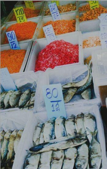 Fish Market Thailand Stinky Air Makral Fresh Nightphotography Fish Mercury Walking Tour Omega 3 Oils Dead