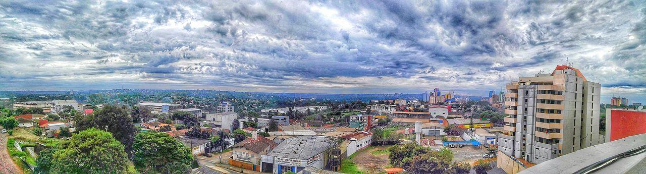Paraguay Cde Terrazas Clouds Cities First Eyeem Photo