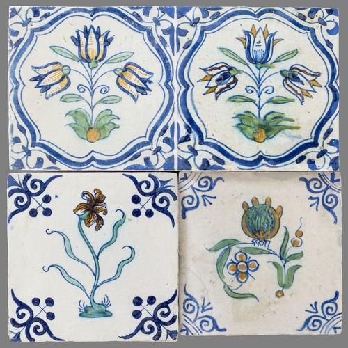 16th Century 17th Century 18th Century Backgrounds Close-up Day Design Floral Pattern Flower Full Frame Historic Indoors  Leaf No People Pattern Tile