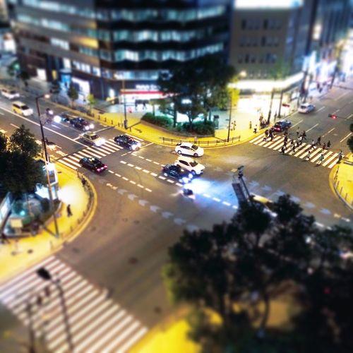 今週もお疲れ様! OSAKA Night Lights Sunset_collection City Scape