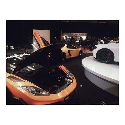 Three Musketeers Cias Cias2014 Autoshow Torontoautoshow sexy carlovers cars