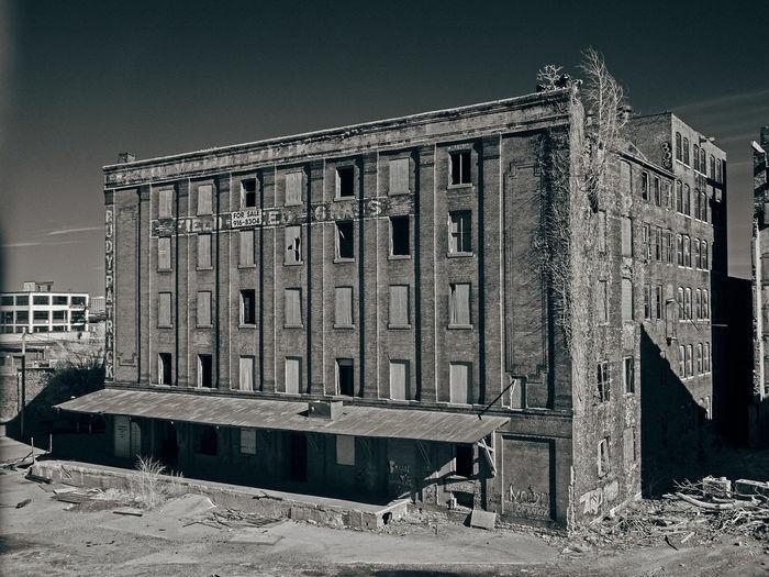 RUDY PATRICK ~ West Bottoms of Kansas City, Missouri Landscape Dreamscapes Ancient Architecture Further Down The Rabbit Hole. Divelandscape, Divestreetoghrophy, Cityscape,