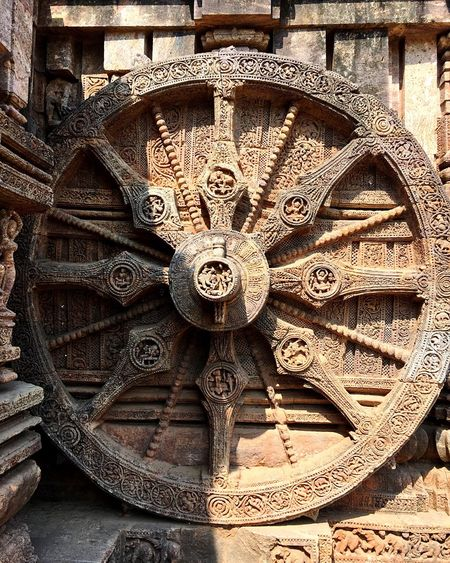 Time Clock Accuracy Outdoors No People Building Exterior Close-up Day Clock Tower Architecture Astronomical Clock Astronomy Minute Hand Clock Face Astrology Sign Konark