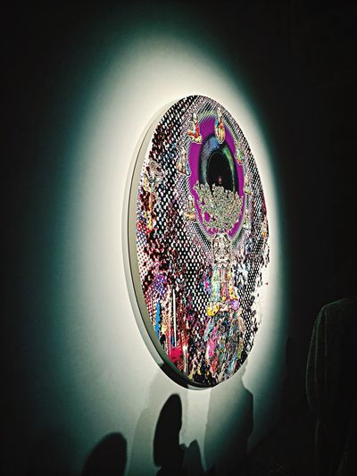 Takashi Murakami the colorful japanese art in the shadow of the light. Japanese Artist Milan Light And Shadow